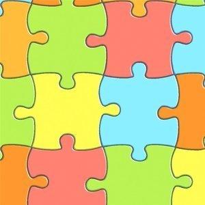 Piso Vinílico em Manta Tarkett Imagine Magic 3mm x 2m (m²) Playful multicolor