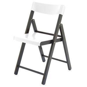 Cadeira Tramontina Potenza Tabaco/Branco