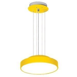 Pendente JD Molina 7653 (50 cm) Amarelo