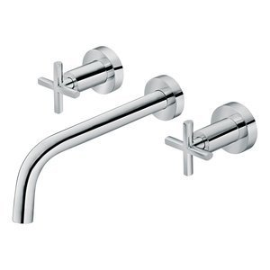 Misturador para Banheiro de Parede Docol Adhara 1/2'' Chrome