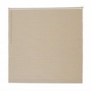 Persiana PVC Texturizada 25mm Isadora Design 1,60mx1,20m Maple