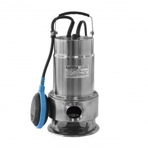 Bomba de Água Submersível Xks750sw Gamma 1Hp 127V