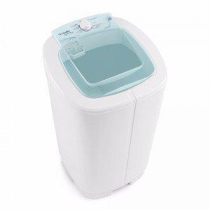 Lavadora Semiautomática 7kg Ágile Mueller 127V Branco