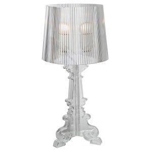 Abajur Nice Premier Iluminação Transparente
