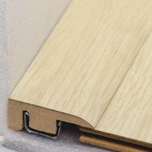 Perfil Piso Parede MDF Durafloor 10mm x 2,1cm x 2,10 m (barra) Castela