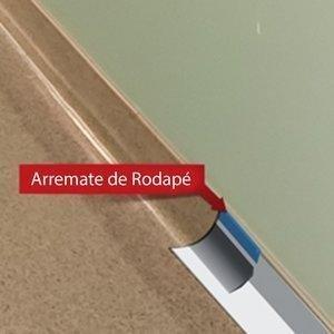 Arremate de Rodapé Tarkett 6,5mm x 18mm (ML) 9233909