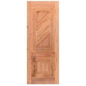 Porta de Madeira Advanced 2,10mx70cmx33mm Angelim